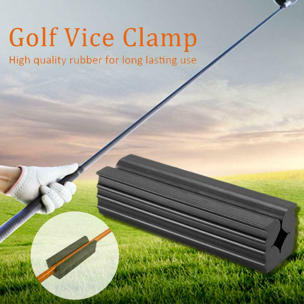 Replace Protective Repair Small Tool Wedging Professional Rubber Stress Reduce Clip Practice Shaft Accessories Golf Vice Clamp