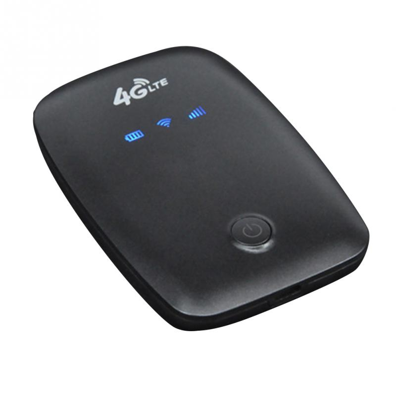 New 4G Wifi Router Mini Router 3G 4G Lte Draadloze Draagbare Pocket Wifi Mobiele Hotspot Car Universal LCD Display Router
