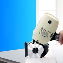 YJ-100A Round Knife Electric Scissors Hand Push Electric Cutting Machine Small Cloth Cutting Machine недорого