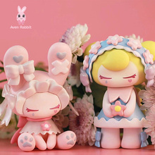 Blind-Box Toys Guess-Bag Figures Alice Gift Emma Anime Cute Ciega Model Caja Birthday-Gift
