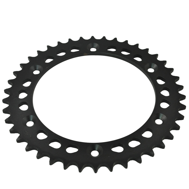 LOPOR 520-42T Motorcycle <font><b>Parts</b></font> Rear Sprocket For Suzuki DR600 1985-189 SN41A <font><b>DR650</b></font> 1985-1995 SP600 1985 350 500 T4 1987-1990 NEW image