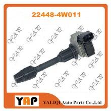 Новое высококачественное зажигание катушки для FITNissan Pathfinder R50 QX4 VG33E 3.3L V6 22448-4W011 22448-4W010 2000-2004