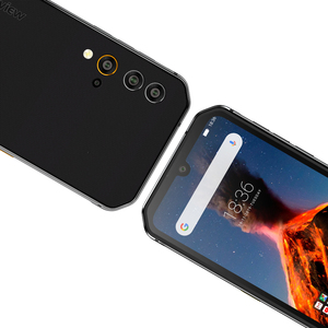 Image 5 - Blackview BV9900 Helio P90 אוקטה Core 8GB + 256GB IP68 מוקשח נייד טלפון אנדרואיד 9.0 48MP Quad אחורי מצלמה NFC Smartphone