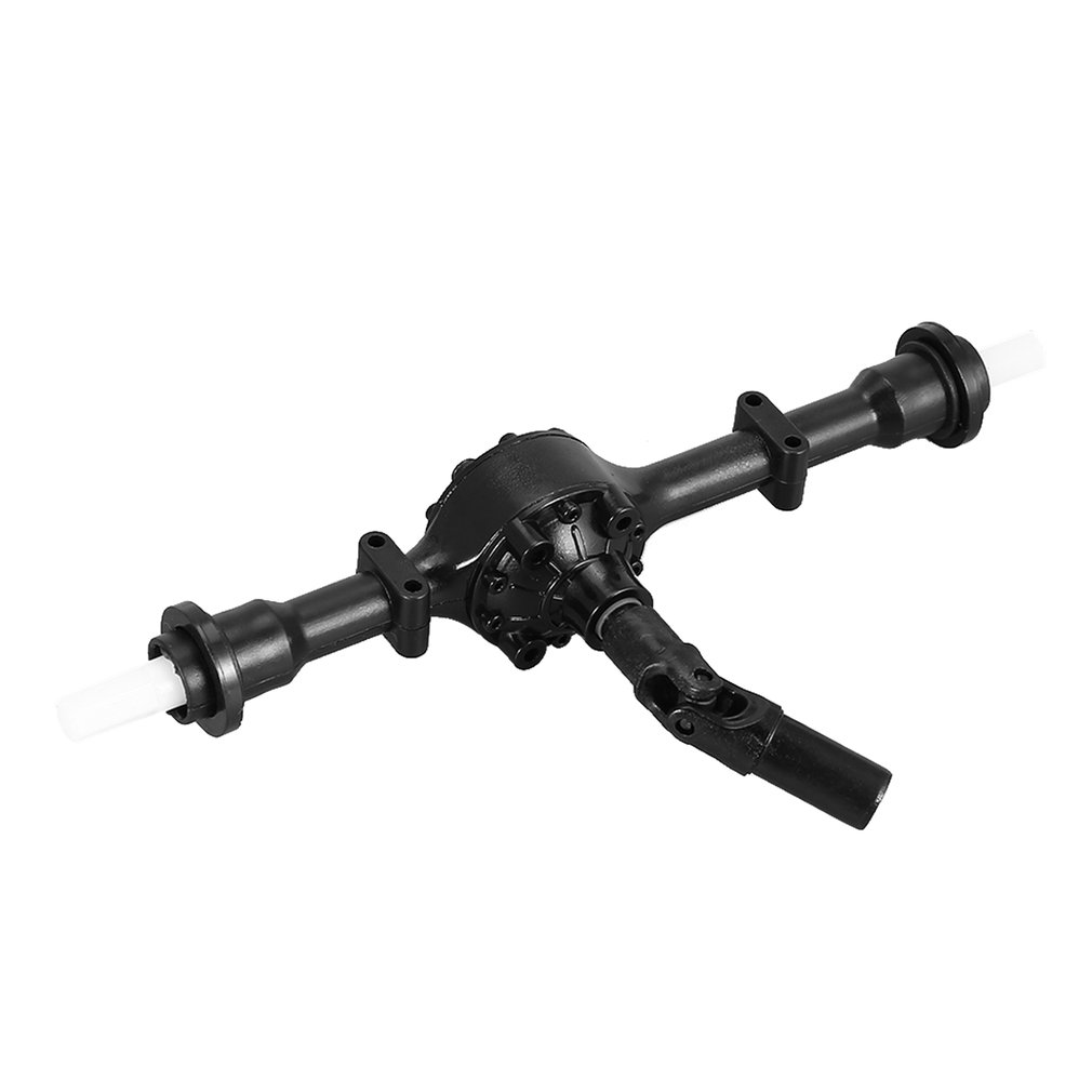 2019 Rear Bridge Axle For RC 1/16 Climbing Crawler Car WPL B-1/B-24/C-14/C-24/B-16 Truck Part Component Spare Parts Accessories