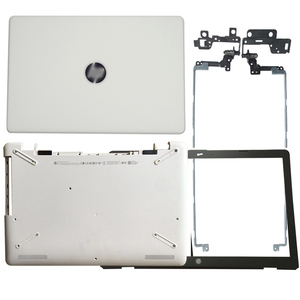 Image 5 - Ordinateur portable LCD, charnière arrière/lunette avant/accoudoir/boîtier inférieur, pour HP 17 BS/AK/BR séries 1995 001, 1995 001, 1995 933293, 926527