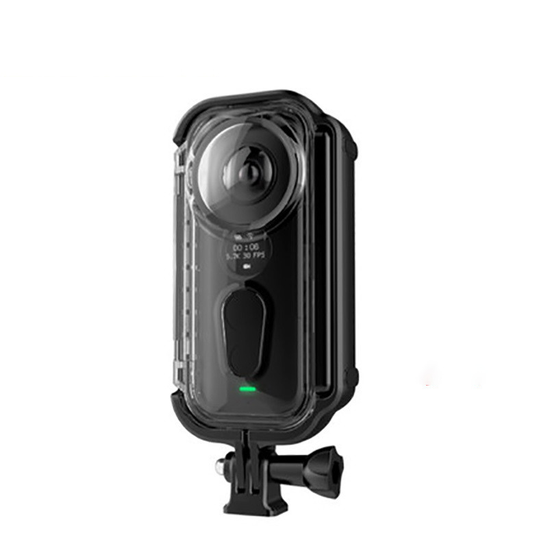 Etui Venture pour Insta360 ONE X Camera 360 ONE X 30m étui étanche Insta 360 ONE X étui étanche ou étui de plongée plongée 5M