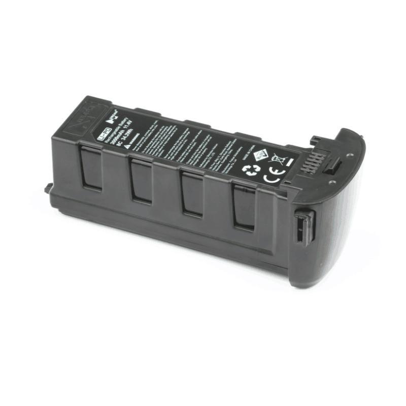 Accesorios de batería de Vuelo Inteligente hobbycarril Hubsan H117S Zino GPS RC Drone Quadcopter piezas de repuesto negro 11,4 V 3000mAh