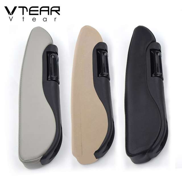 Vtear truck Universal armrest seat adjustable car center console arm rest box interior accessories leather car-styling parts
