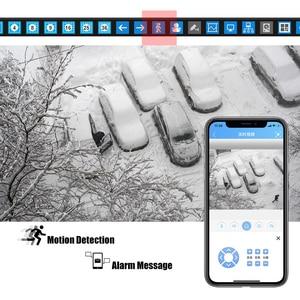 Image 4 - 32CH 4K פנים CCTV NVR לוח Hi3536 2 SATA יציאות ONVIF אבטחת וידאו מקליט לוח 32CH /4K/5MP/1080P וידאו קלט 1CH אודיו I/O
