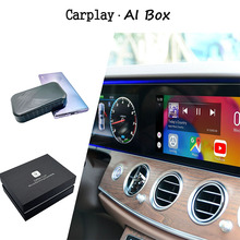 Neue Upgrade 4 + 32G Carplay Box Universal Auto Android System Auto-Spielen USB AI Box