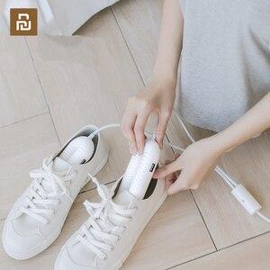 Image 1 - Youpin Sothing Null Eine Tragbare Elektrische Haushalts Sterilisation Schuh Schuhe Trockner UV Konstante Temperatur Trocknen Desodorierung