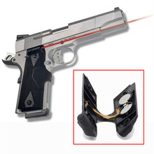 New Tactical Red Dot Laser 1911 Handle Grip Sight for GBB Pistol Series Outdoor Hunting Accessories