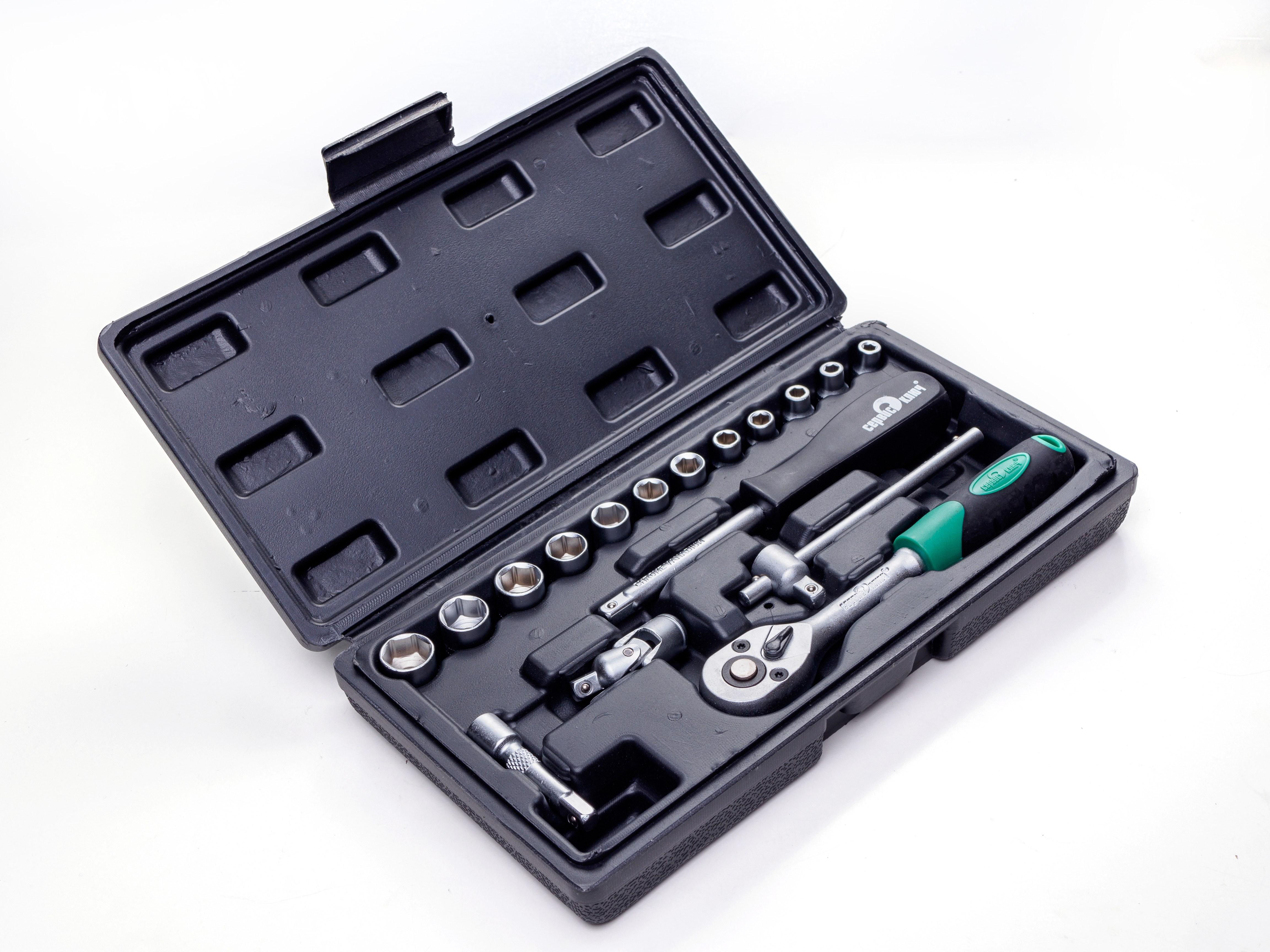 Tool Set 17 Pieces 1/4 SERVICE KEY 11017