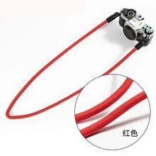 حبل كاميرا نايلون قوي لتسلق الجبال ، حزام كاميرا ريترو بولارويد ، حزام رقبة SLR ، إكسسوارات ، بيع التجزئة