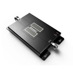 Image 2 - Lintratek repetidor de teléfono móvil 2G 4G LTE 1800 900 MHz, amplificador de señal de banda Dual GSM DCS LCD, conjunto de antena de señal móvil @