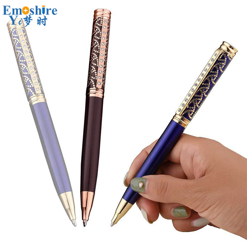 Manufacturers Supply Metal Ballpoint <font><b>Pen</b></font> Customized Company LOGO Fashion <font><b>Engraved</b></font> Ballpoint <font><b>Pen</b></font> Company <font><b>Gift</b></font> Ballpoint <font><b>Pen</b></font> P807 image
