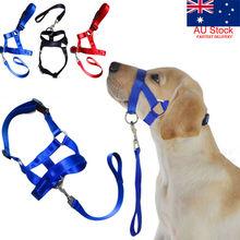 Ошейник на голову для собак США, мягкий поводок на бретелях, поводок для тренировок, поводок для собак