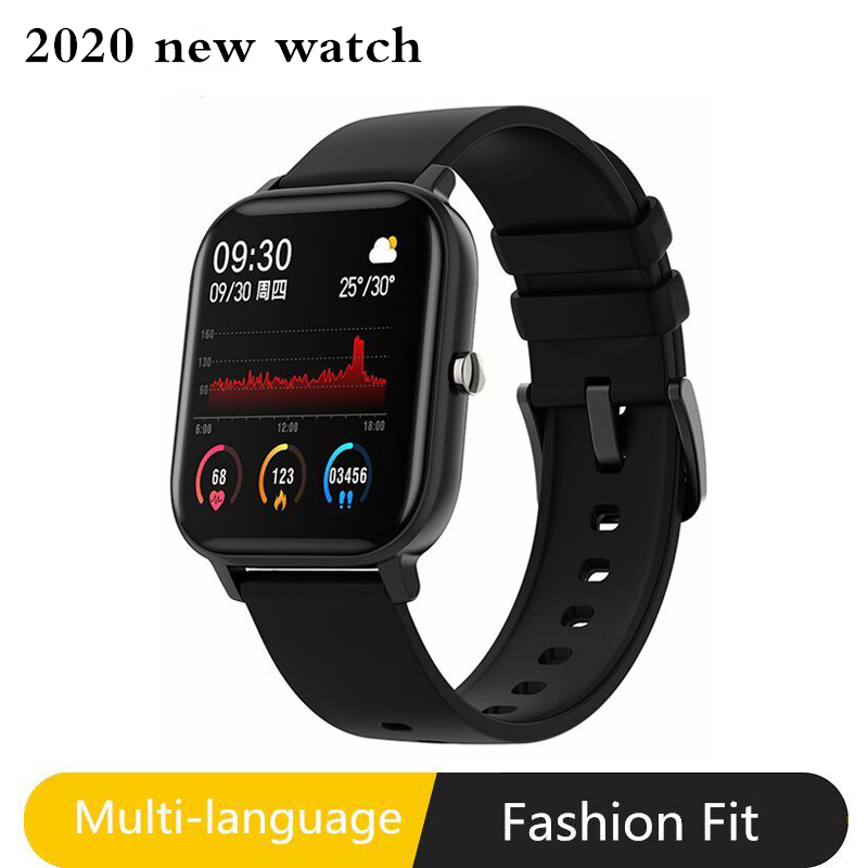 2020 Global Version Smart Watch IPX7 Waterproof Swimming Smartwatch 14Days Battery multilingual Music Control for Xiaomi IOS