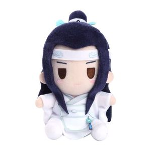 Image 5 - Grandmaster of Demonic Cultivation MDZS The Untamed  Wei Wuxian Lan Wangji Cosplay Plush Toy Doll Collectible Pendant