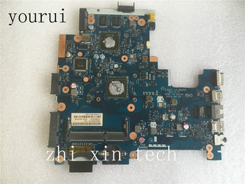 yourui Laptop Motherboard For HP  245 G3 14-G 762431-001 762431-501 762431-601 LA-A997P  system mainboard Fully Tested