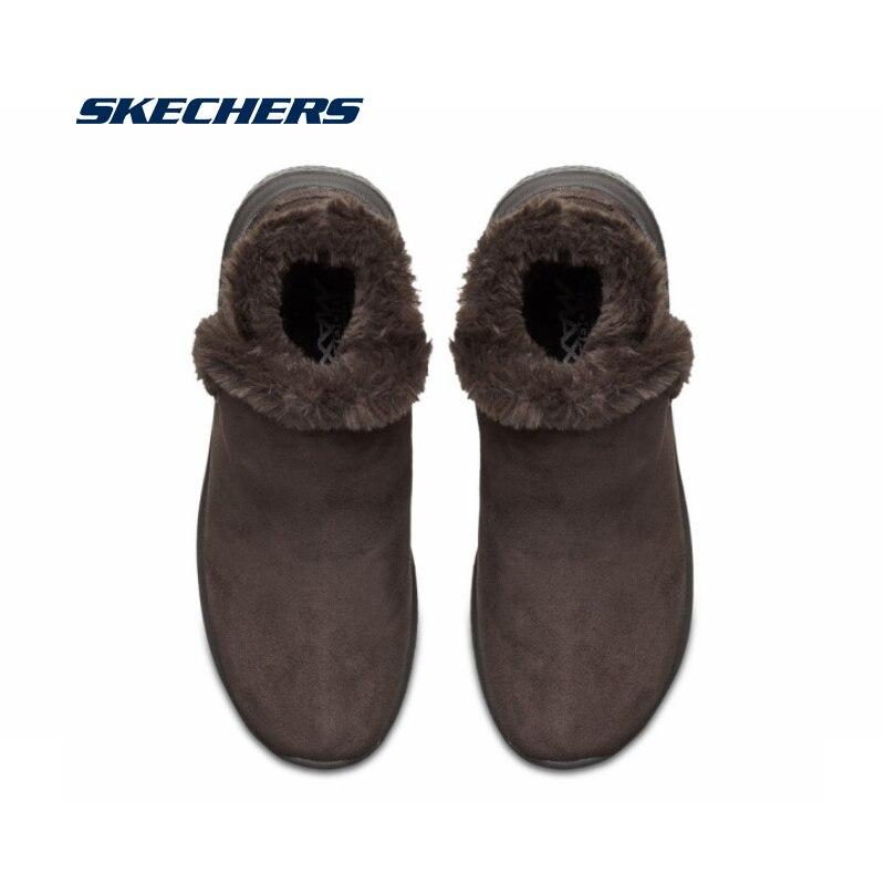 Skechers Boots Woman 2019 Winter Snow