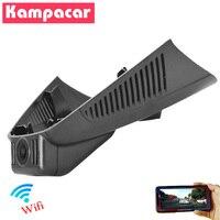Kampacar Novatek 96672 Car Dvr Dash Camera Wifi Recorder For Mercedes Benz GLE E GLC C Class 180 200 220d x235 260 300 w203 w205