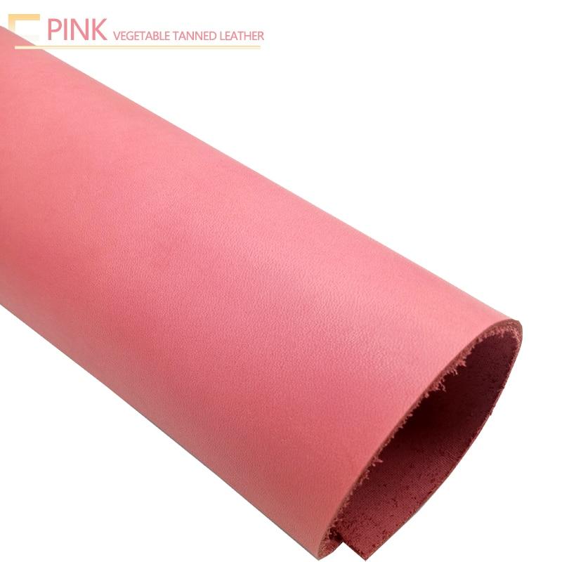 Винтажный кожзаменитель из натуральной кожи с натуральным лицевым покрытием, 2,0 мм розовый цвет, опт|Натуральная кожа|   | АлиЭкспресс