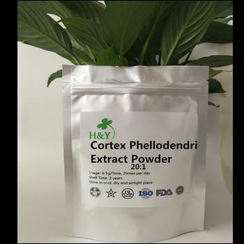 цена на 150-1000g Free Shipping High Quality Phellodendron Amurense Bark Extract Cortex Phellodendri Chinensis Powder 20:1 In Stock