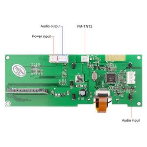 Image 3 - AIYIMA Bluetooth 5.0 Audio MP3 dekoder bezprzewodowy samochód USB MP3 odtwarzacz karty SD FM dekodowania wyżywienie wsparcie, gdy jest możliwość ściągnąć fonogram minusowy (moduł wyświetlacza 5V