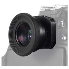 Hot 3C 1.51X Fixed Focusช่องมองภาพEyecupสำหรับCanon Nikon Sony Pentax Olympus Fujifilm Samsung Sigma Minolta