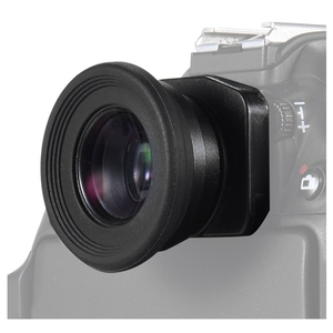 Image 1 - Hot 3C 1.51X Fixed Focusช่องมองภาพEyecupสำหรับCanon Nikon Sony Pentax Olympus Fujifilm Samsung Sigma Minolta