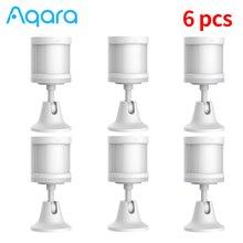 Aqara Motion Sensor Menselijk Lichaam Sensor Body Beweging Draadloze Zigbee Wifi Gateway Hub Voor Xiaomi Mijia Smart Home Homekit Mi thuis