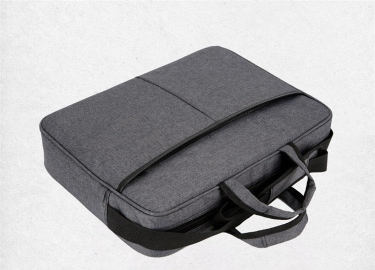 H372b7807d19a45f3b564ea14be0c5d2eD 2020 Briefcase Men Handbag Large Capacity Portable Thin Super Multifunction Big Size 15.6 inches Designer Laptop Handbags