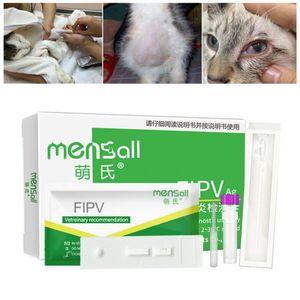 Image 3 - Cat Virus Detection Paper FIPV Infectious Peritonitis Test Card