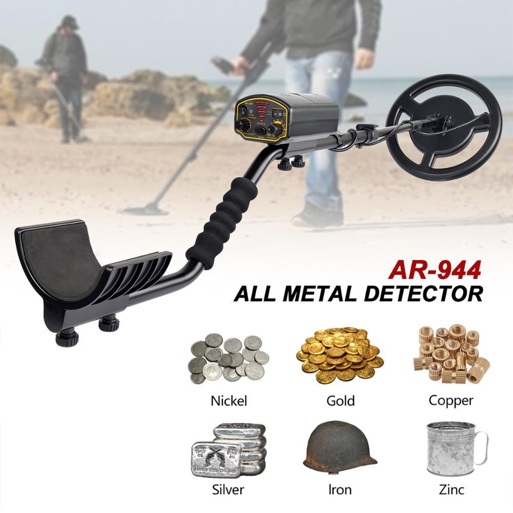 100-300mm Metal Detector Sensitivity Underground Hunter 3m Gold Digger Finder