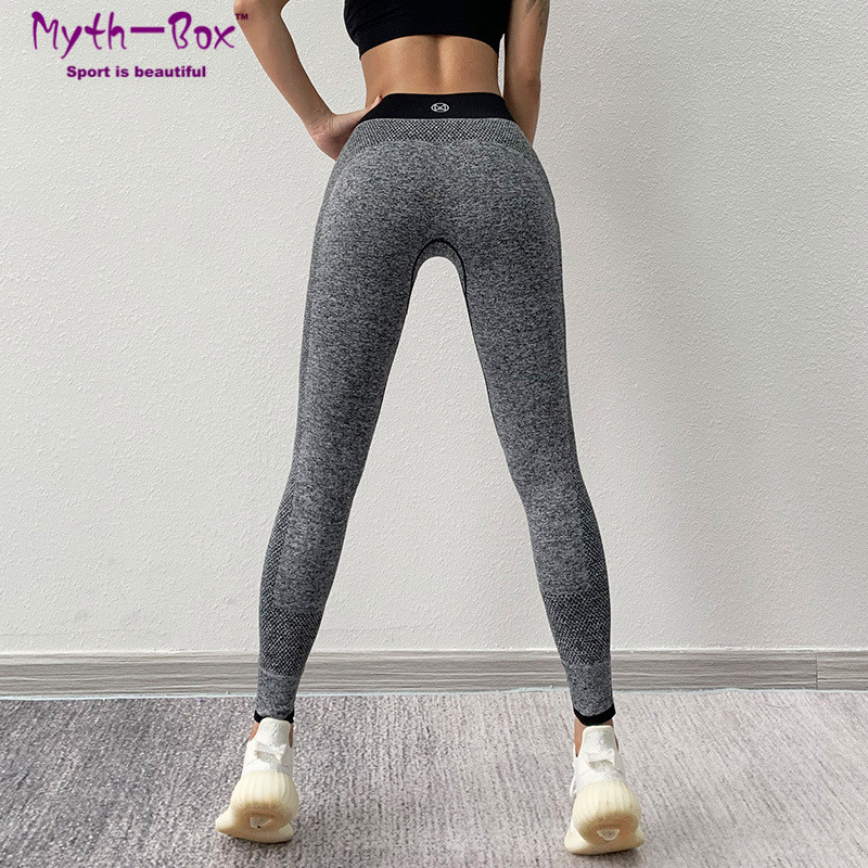 Women Yoga Pant Gym Seamless Fitness Running Pant Leggings Sport Woman Quick Dry Tights Capris Quick Dry Trouser Workout Leggins