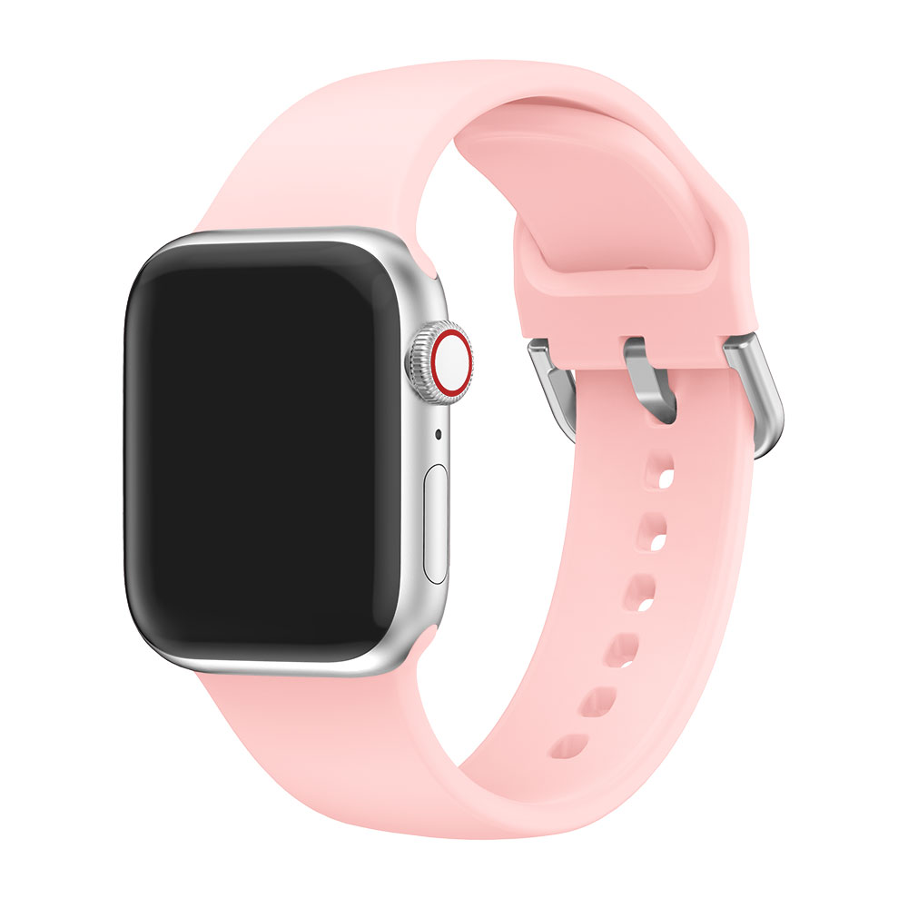 Ports Silicone Watch Strap Band For Apple Watch Band 42mm 38mm Series 1/2/3 Wrist Strap For Iwatch Bands 4 40mm 44mm Bracelet