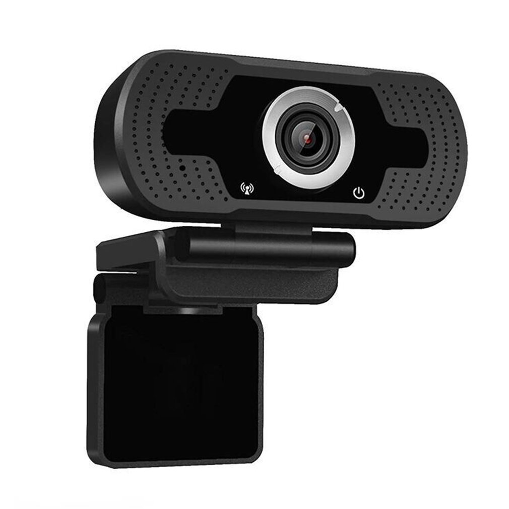 2MP High-end Video Calling 1080P USB Webcam for Computer/Laptop With Noise Reduction Microphone