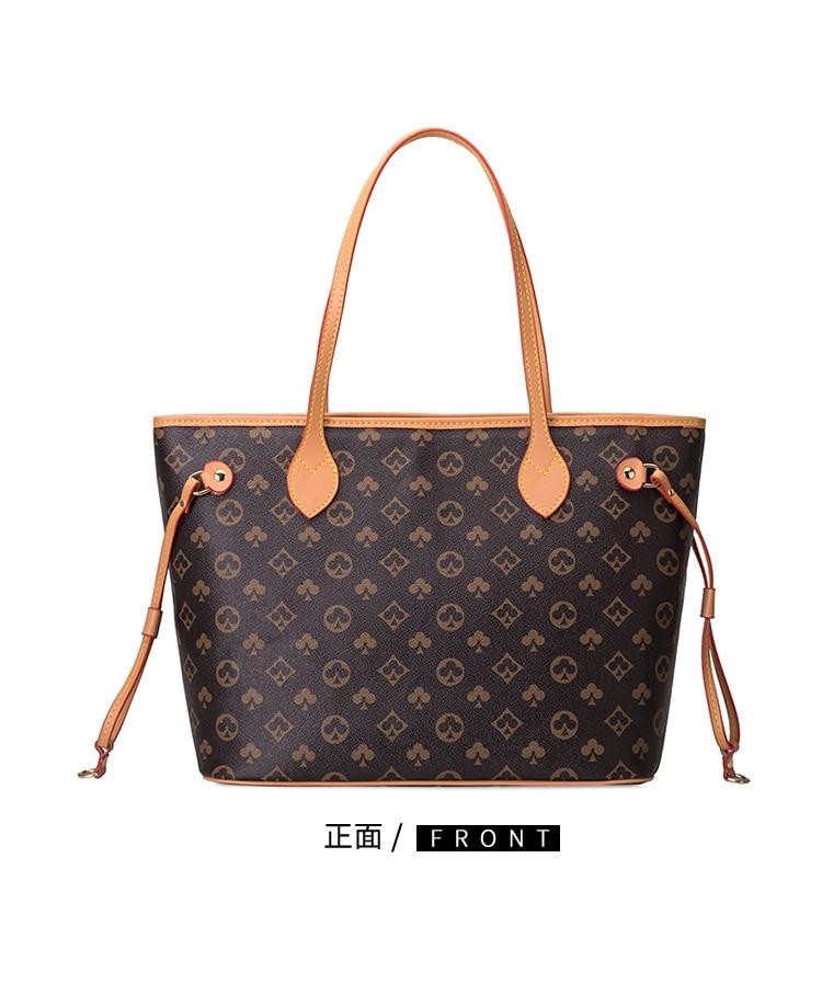 Brand Women's Handbag Autumn And Winter 2020 New Women's Shoulder Bag High Quality Handbag Large Capacity Shopping Bag