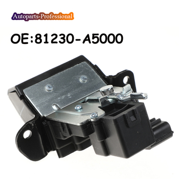 For Hyundai Elantra GT i30 2013-2017 Car Tailgate Trunk Latch Mechanism Door Lock Actuator 81230-A5000 81230A5000 - discount item  17% OFF Auto Replacement Parts