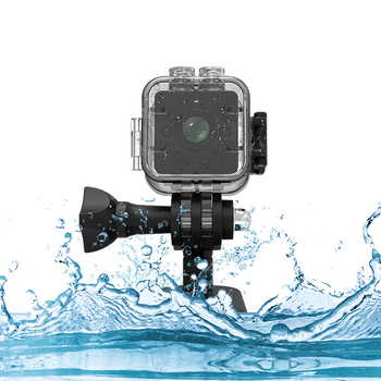 Wodoodporna kamera HD zewnętrzna kamera sportowa CCTV bezpieczeństwo w domu kamera MINI kamera mała kamera DVR Mini kamera wideo SQ12 tanie i dobre opinie JXXSKY CN (pochodzenie) 1080 p (full hd) sq12 camera Karty SD HD Waterproof Camera