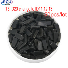 Replace Transponder-Chip To T5 50pcs/Lot 12-13 Car-Keys-Change ID20 Programming ID11