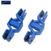 2pc燃料/ブレーキ/オイル/伝送/ステアリング/acラインストッパーセットHT2023