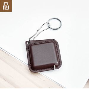 Image 1 - new Youpin Smartfern 1985inch Pure leather ruler protable 150cm/60in commonly used size Hidden button 4 colors
