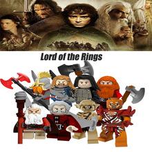 Klocki Legoinglys władca pierścieni seria postacie figurki Philip żelazna stopa Dan Kellett Ouyin Duoli zabawki dla dzieci PG8183 tanie tanio KOPF Unisex 6 lat Certyfikat BSTDG1705784800001RC-4 PG8183 PG8160 PG8150 PG557 PG558 PG559 PG560 PG561 PG562 PG563 PG564