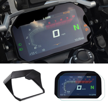 For BMW R1200GS C400X F750GS F850 R1250GS Adventure 2018 Cluster Scratch Protection Film Screen Protector motorbike LC Adventure