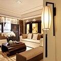 Moderne neue Chinesische wand lampe schlafzimmer nacht lampe kreative retro gang treppen korridor wand lampe hotel projekt-in Wandleuchten aus Licht & Beleuchtung bei