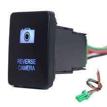 12v 3a обратный Камера кнопочный переключатель включения выключения