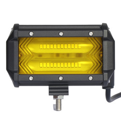 Manufacturers selling new double long light 72 w cross-country modification maintenance lamp horsemen of LED car lights