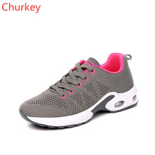 Women Sneakers Casual Shoes Womens 2018 Fashion Breathable Spring/Autumn Womans Platform